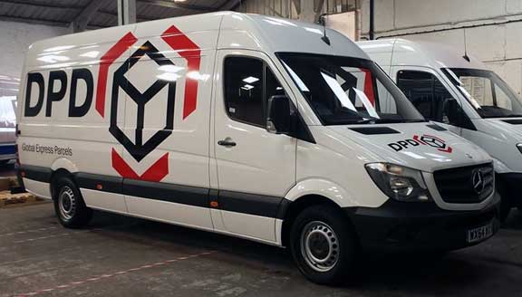 Vehicle Graphics Services
